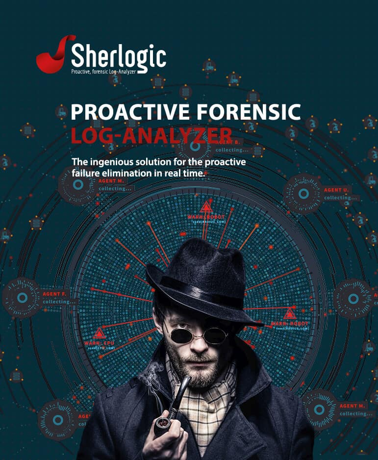 Sherlogic - Proactiv Forensic Log Analyzer
