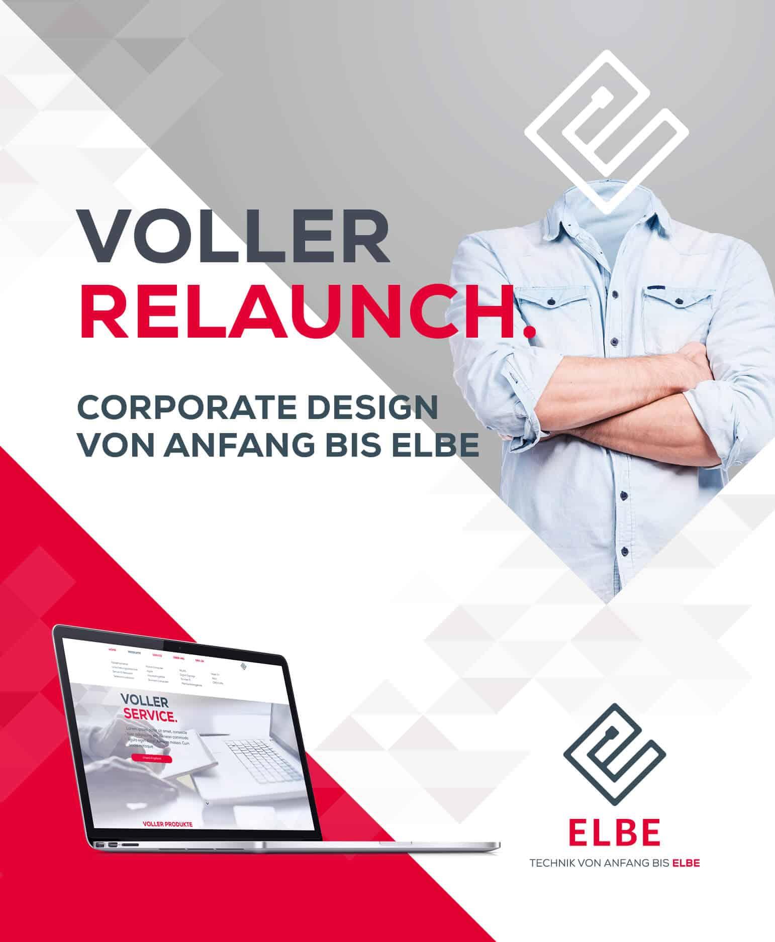 Elbe - Technik von Anfang bis Elbe