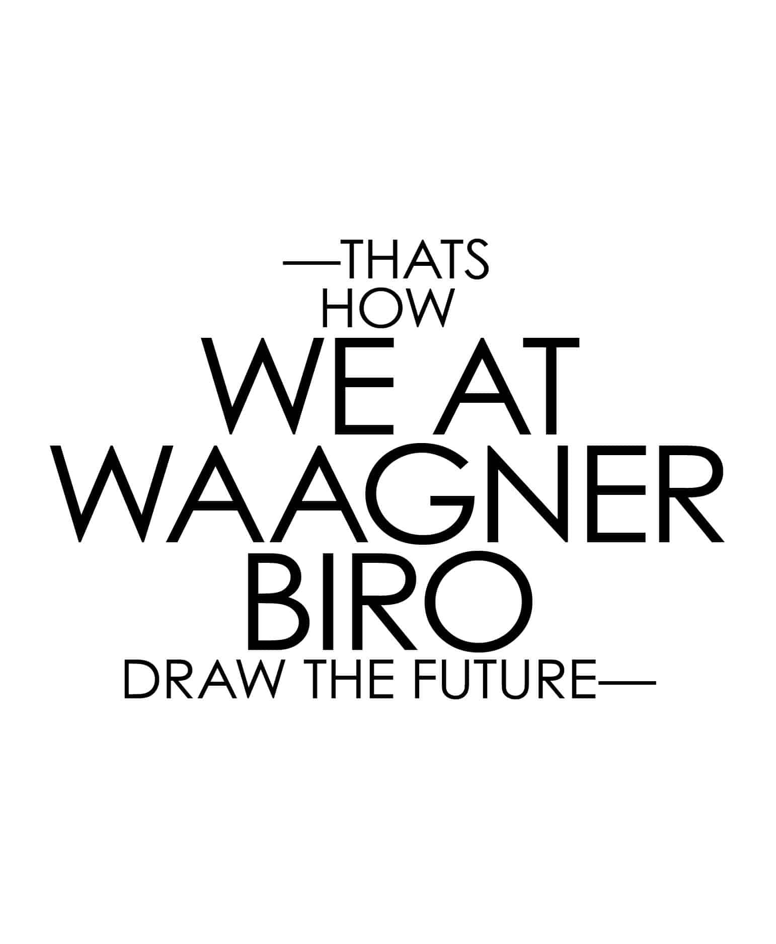 Waagner Biro - Animation