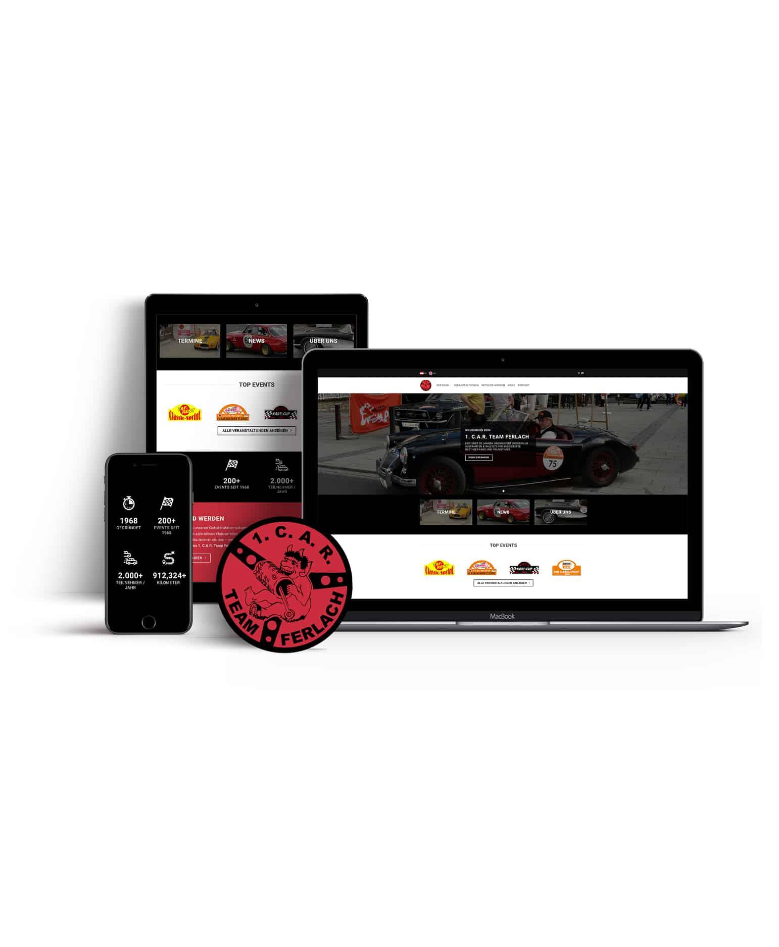 Car Team Ferlach - Ältester Motorsportverein, Motorsportclub in Kärnten - Duplicate
